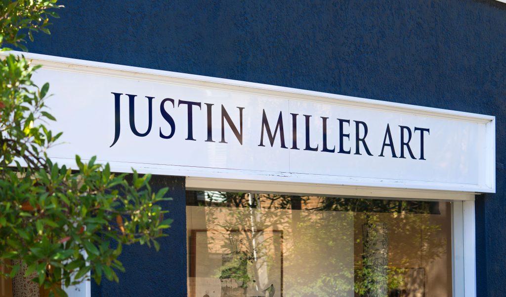 JUSTIN MILLER ART